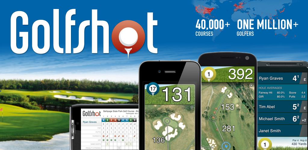 Golfshot Golf GPS App